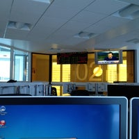 Photo taken at Financial Trading Room by Hazarael R. on 9/1/2012