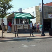 Photo taken at Pete's Hamburger Stand by Tricia H. on 6/30/2012