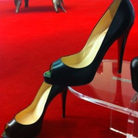 Photo taken at Christian Louboutin by Anastasia S. on 3/10/2012