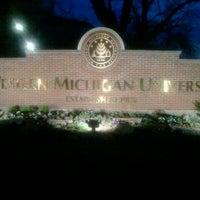 Photo taken at Western Michigan University by Arnaldo R. on 3/23/2012