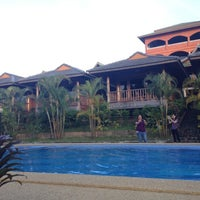 Photo taken at B.C Badin Resort : Ranong by KoiiZz C. on 7/26/2012