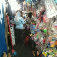 Photo taken at Pasar Pagi Bintara by haris s. on 3/11/2012