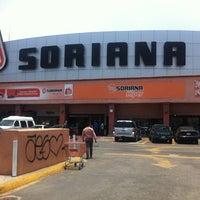 Photo taken at Soriana Hiper by Willmar S. on 5/30/2012