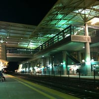 Photo taken at Millbrae Caltrain Station by Morgan D. on 3/5/2012