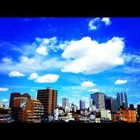Photo taken at Shinagawa Library by Kazoo T. on 6/10/2012