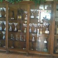 Photo taken at Club de Golf El Socorro by Isaac S. on 2/25/2012
