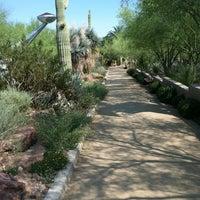 Das Foto wurde bei Springs Preserve von Chuck M. am 6/3/2012 aufgenommen