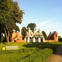 Photo taken at Городской детский парк by Igor P. on 6/24/2012