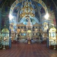 Photo taken at Церковь во имя Петра и Павла by Sergey Z. on 2/11/2012