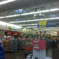 Photo taken at Walmart Supercenter by Harley M. on 7/13/2012