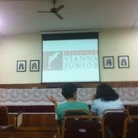 Photo taken at Instituto Vianna Júnior by Guilherme G. on 9/6/2012