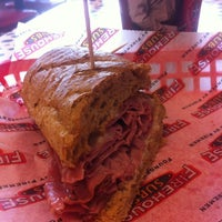 Photo taken at Firehouse Subs by Constantin M. on 3/5/2012