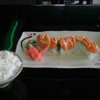 Photo taken at JoA Sushi Japanese Restaurant by Travell D. on 9/7/2012
