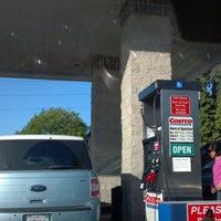 Photo taken at Costco Gas Station by Guilherme R. on 5/8/2012
