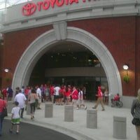 Photo taken at Toyota Park by Alex F. on 6/24/2012