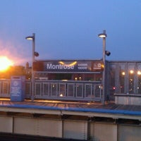 Photo taken at CTA - Montrose by Anthony P. on 8/4/2012