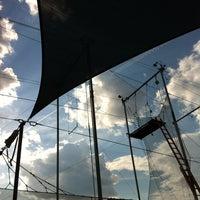 Photo taken at Trapeze School New York by artemisrex on 6/8/2012
