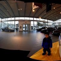 Photo taken at Audi Bellevue by C.Y. L. on 2/19/2012