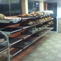 Photo taken at Panadería El Pan Real by ArthUro on 8/23/2012