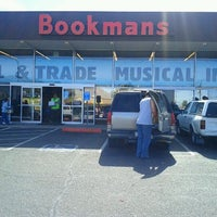 Photo taken at Bookman's Entertainment Exchange by Israel S. on 2/23/2012
