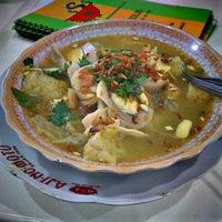 Photo taken at Depot Surya 88 (Warung Kopi) by Coconut 9. on 8/31/2012