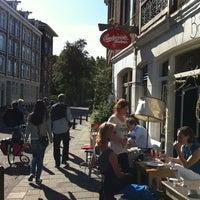 Photo taken at Café Brecht by Sergi on 7/20/2012