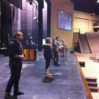 Photo taken at Elevate Life Church by Shelly C. on 3/11/2012