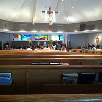 Photo taken at Our Lady of Fatima Catholic Church by Carissa B. on 5/21/2012