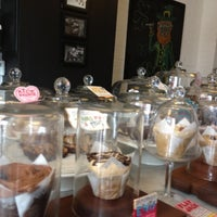 Photo taken at Baked & Wired by Sarah N. on 3/5/2012