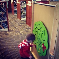 Photo taken at Coralville Public Library by Stephen C. on 5/8/2012