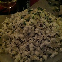 Photo taken at Blue Ribbon Artisan Pizza by Maria H. on 3/4/2012