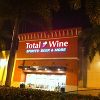 Photo taken at Total Wine & More by Amanda M. on 2/11/2012