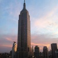 4/29/2012에 T M.님이 엠파이어 스테이트 빌딩에서 찍은 사진