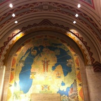 Photo taken at Guardian Building by Krysia H. on 8/8/2012