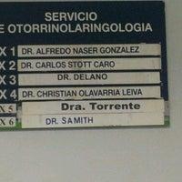 Das Foto wurde bei Otorrinolaringología von Diego O. am 5/15/2012 aufgenommen