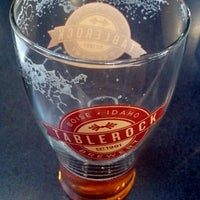 Photo taken at TableRock Brewpub by Christian D. on 9/4/2012