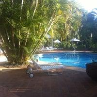 Photo taken at San Martin Hotel & Resort Foz do Iguaçu by Anna W. on 3/28/2012