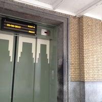 Photo taken at Sint-Annatunnel   Voetgangerstunnel by Sammy D. on 6/5/2012