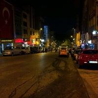 Photo taken at Halk Caddesi by Serdar Z. on 5/13/2012