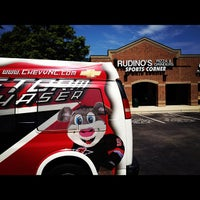 Photo taken at Rudino's Sports Corner by Carolina Hurricanes on 7/23/2012
