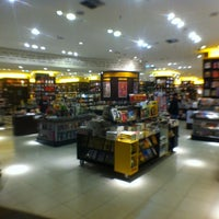 Photo taken at Saraiva MegaStore by André M. on 6/8/2012