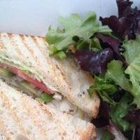 Photo taken at Market Café by Patina by Jerome D. on 3/16/2012