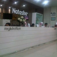 Photo taken at Natasha Medicated Skin Care by Audi M. on 4/8/2012