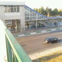 Photo taken at Ataevler Metro İstasyonu by Laren . on 9/5/2012