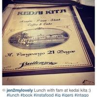 Photo taken at Kedai Kita by Janice C. on 8/5/2012