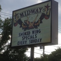 Photo taken at Midway Pub by Kyle S. on 5/17/2012