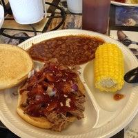Photo taken at Bird Dog BBQ by Christina P. on 2/18/2012