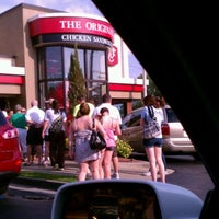 Photo taken at Chick-fil-A Abercorn by Carol M. on 8/1/2012