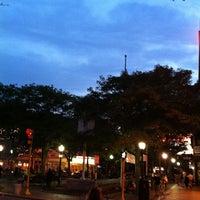 Photo taken at MBTA Davis Square Station by Justin on 9/6/2012