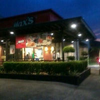 Photo taken at Max's Restaurant by roger E. on 5/2/2012